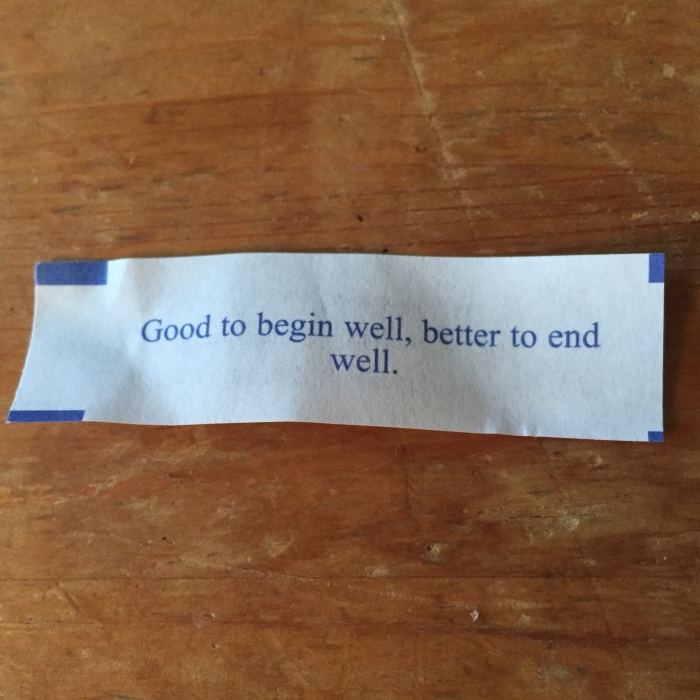 better to end well